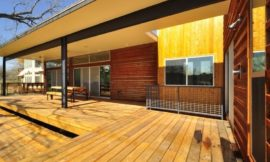 The Blanco River House – factory built and loving it!