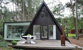 A is for A-Frame…