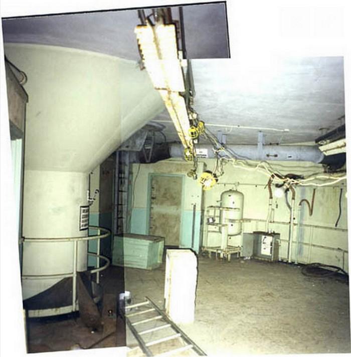 Atlas ICBM Silo Home