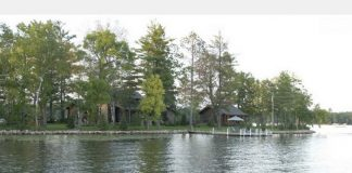 Bay Lake Cabin