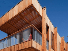A pavilion addition expands the options...