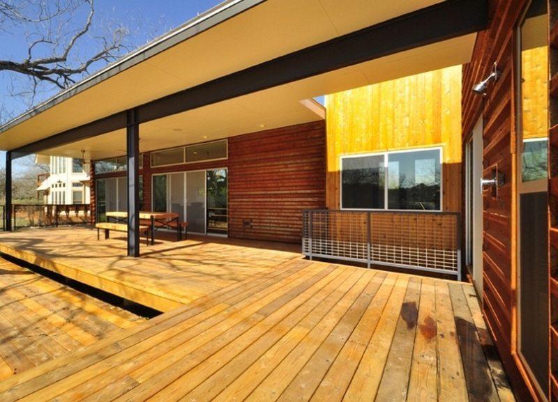 Blanco River House by Ma Modular