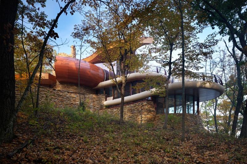 Chenequa Residence Wisconsin
