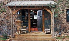 Recycled Colorado Cabin