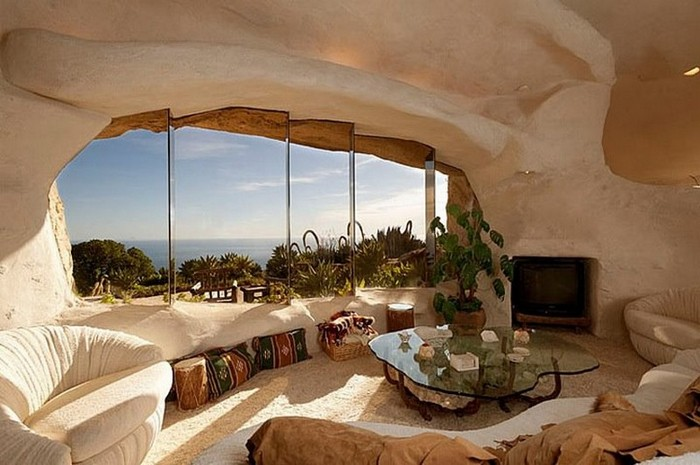 Dick Clark's Flintstone House
