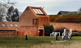 Like a glove – the Dovecote Studio
