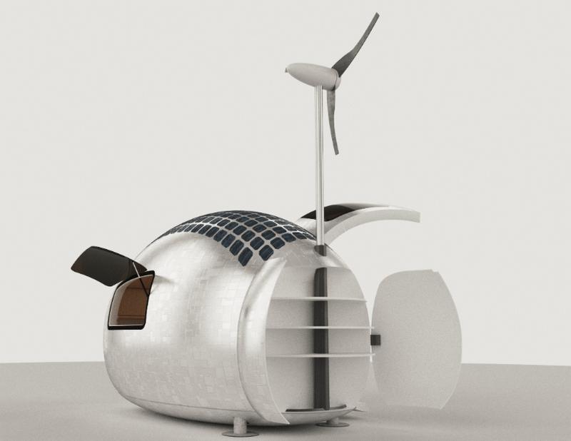 Ecocapsule render 1