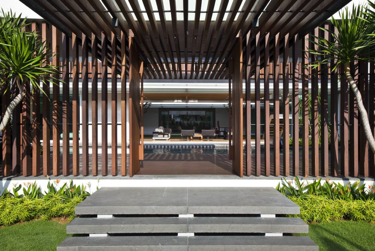 Enclosed Open House – Singapore