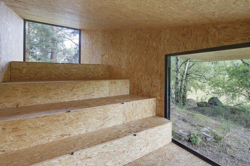 Uhlik Architekti Bohemia Forest Shed