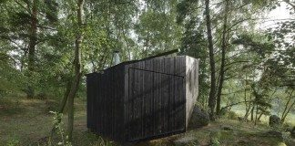 Uhlik Architekti Bohemia Forest Shed