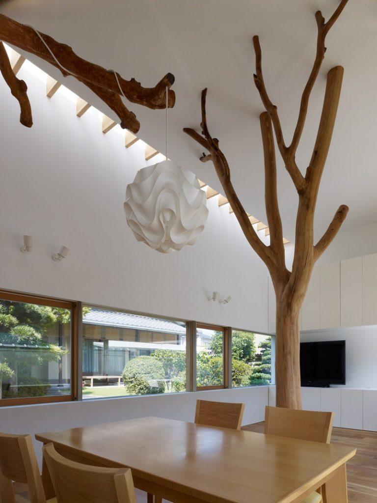 Garden Tree House – Hironaka Ogawa and Associates