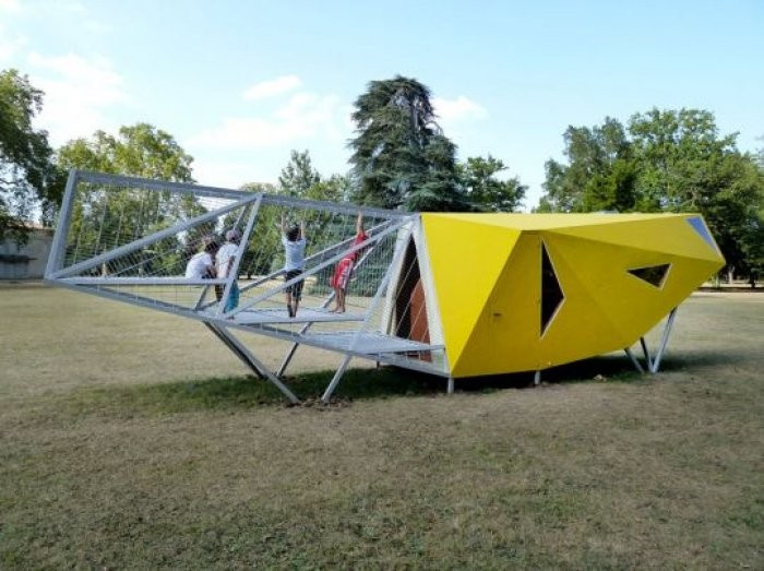 Glamping in Bordeaux