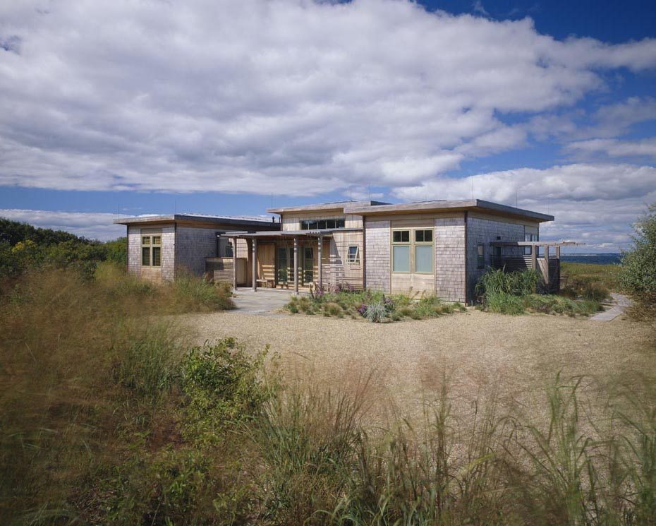Home in the Sand Dunes