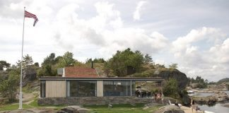 Hytte Skåtøy Summer House