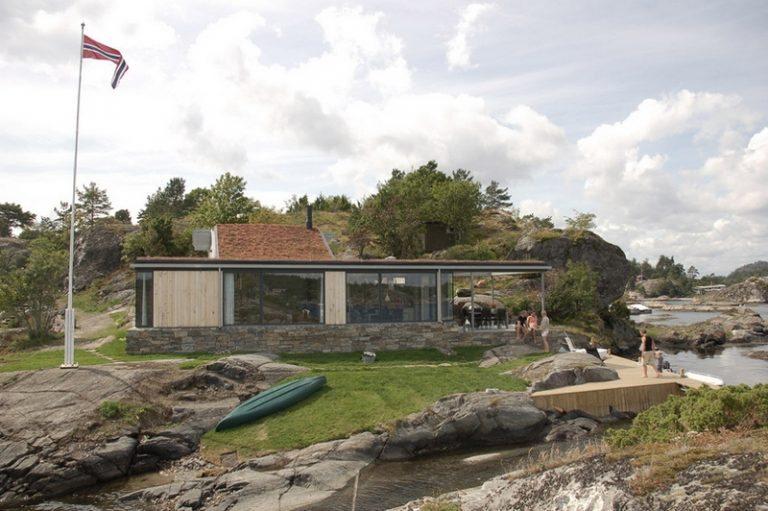 Minimum Maintenance Norwegian Retreat…