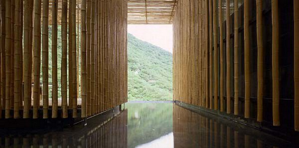 Kengo Kuma's Great Wall House