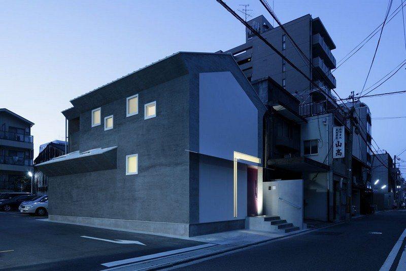 Keyhole House – EASTERN Design Office