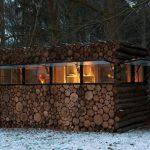 Log Cabin on Wheels