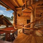 Log Home by Pioneer Log Homes
