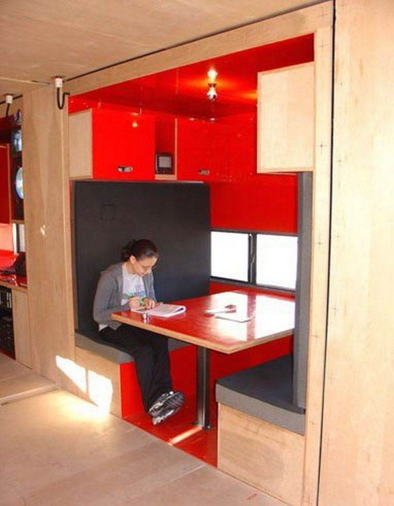 Mobile Dwelling Unit by LOT-EK