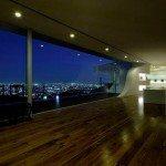 Evening over Osaka
