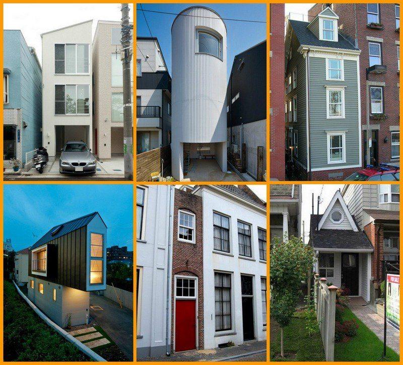 Narrow Homes