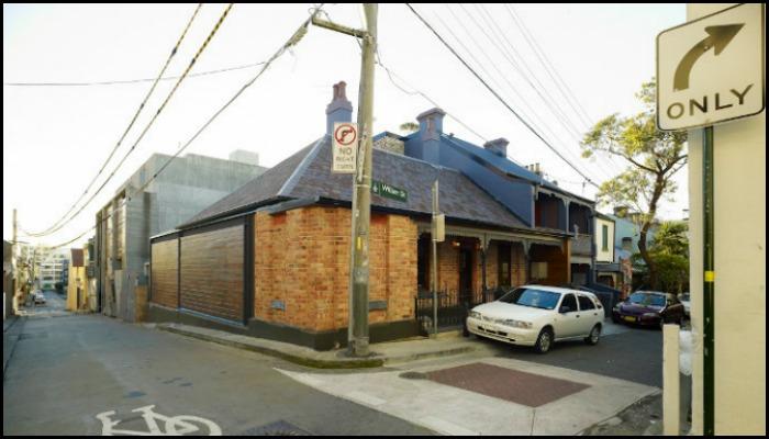 Redfern Warehouse Conversion