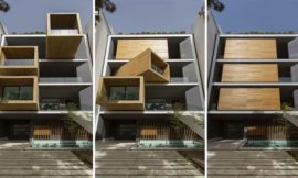 Sharifi-ha House – The Rotating Home
