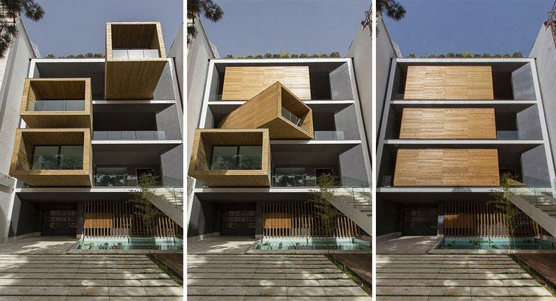 Sharifi-ha House – The Rotating Home