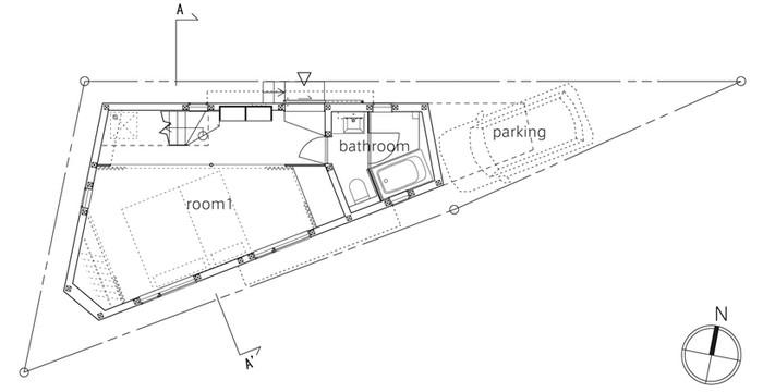 Small Home in Horinouchi