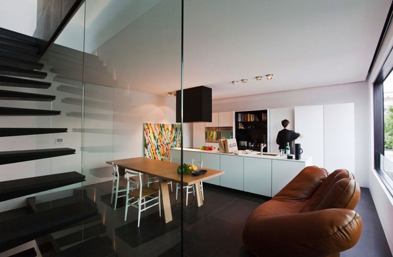 City living on a 46 m2 lot!