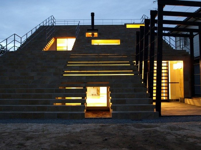 Stair House