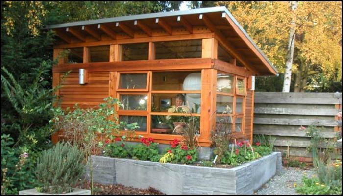 The Sunset Garden Studio