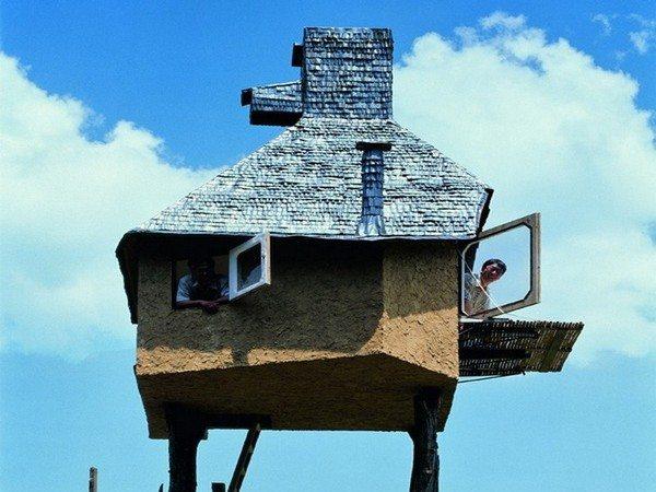 "Takasugi-an, ""A Tea House Built Too High"""