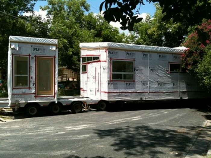 The Ford House Ma Modular