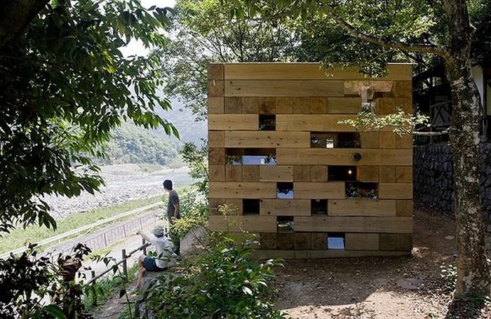 The Jenga House