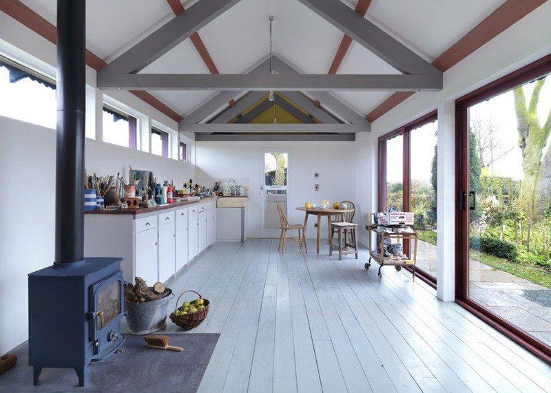 The Long Studio Threefold Architects