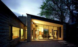 Three Stones House