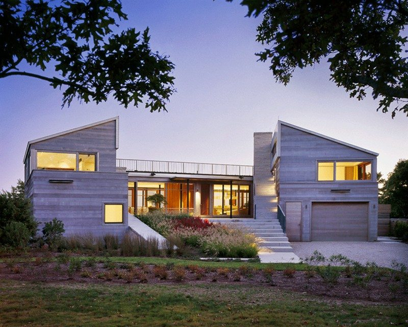 Up-Over-Between House by Hutker Architects