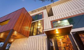 31 Container Home in Brisbane