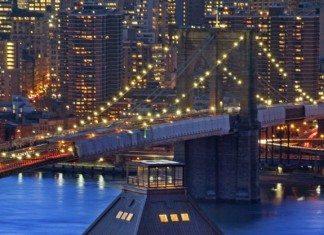 Inner city living at it's best...