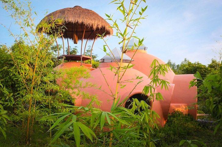 Thailand Dome House – Steve Areen