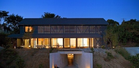 Sukiya House by Nauhaus Japan