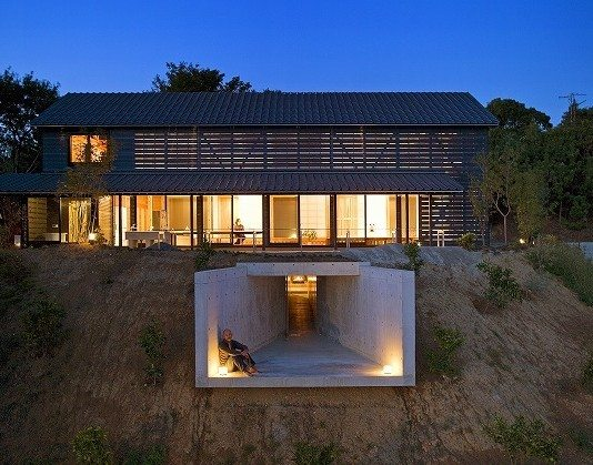 Sukiya House by Nauhaus Japan