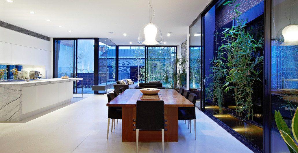 Melbourne's Enclave House