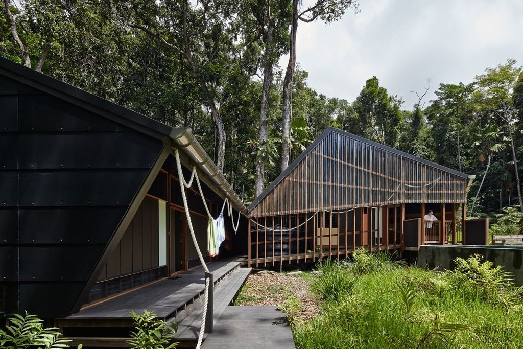 Daintree off grid - M3 Architecture00009