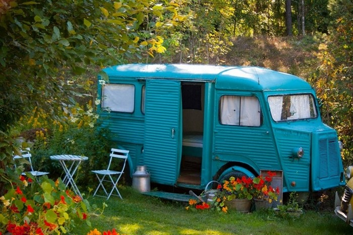 Amazing Tiny Homes on Wheels