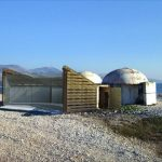 Bunkers Turned into Homes - Concrete Mushroom Hostels
