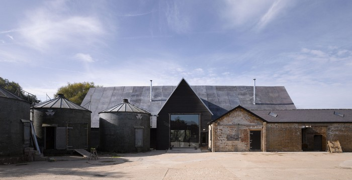 Silo Homes - Feeringbury Barn