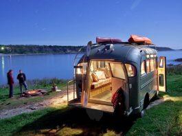 1959 Chevrolet Viking Short Bus Conversion
